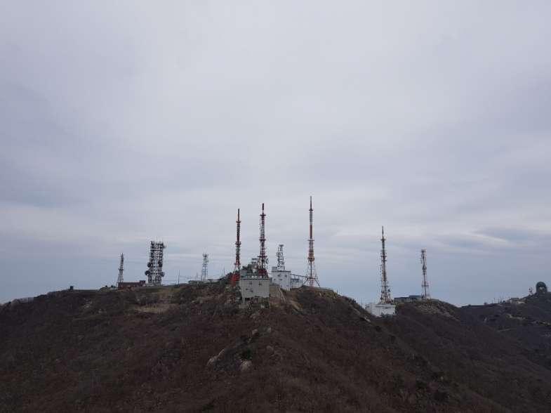 팔공산 비로봉 철탑.JPG